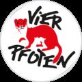 Logo von VIER PFOTEN – Stiftung für Tierschutz